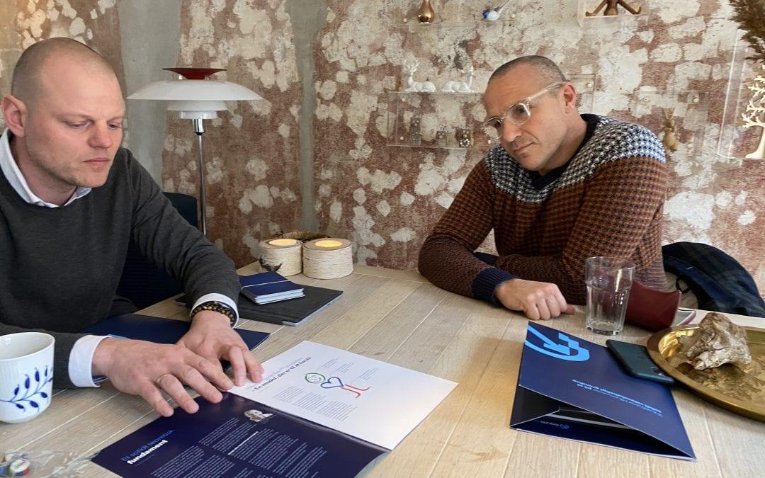 Samarbejde med Garuda om anvendelse af profilværktøjer i netværksarbejdet