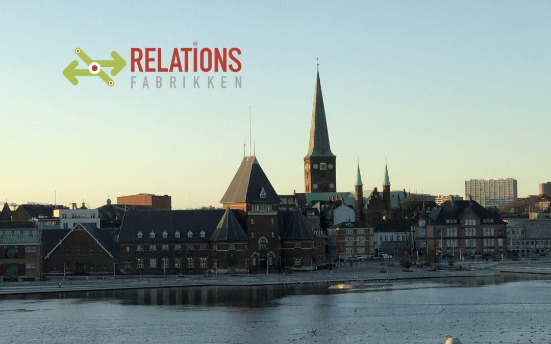 Medlemmernes vurdering af Relationsfabrikken i Corona perioden
